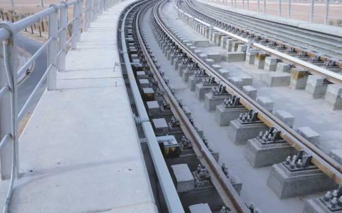 Metro line for University (Saudi Arabia)