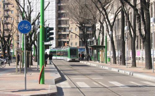 Metrotranvia Nord-Sud di Milano